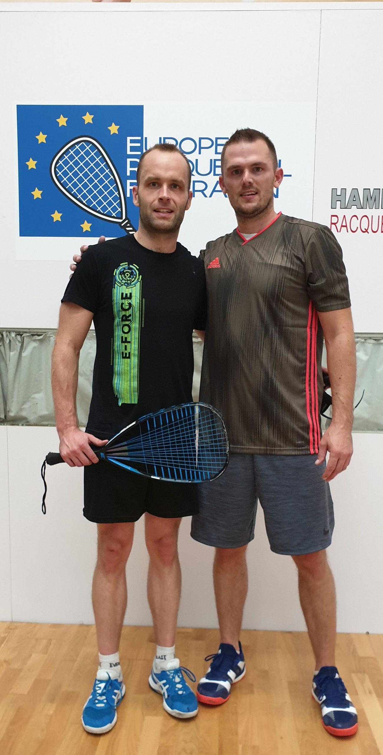 Marcel Czempisz ist Europameister!